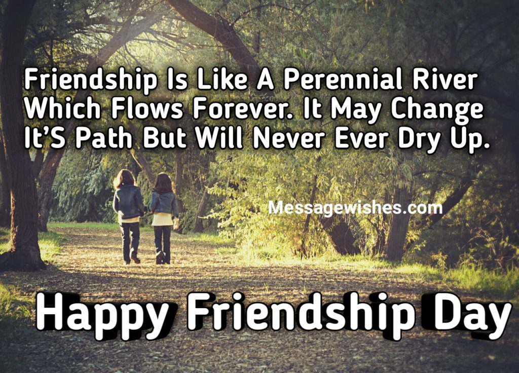 Happy friendship Day 2019 quotes