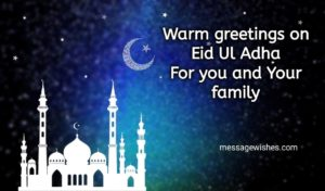Bakrid/Eid Ul Adha 2019 Wishes,Message
