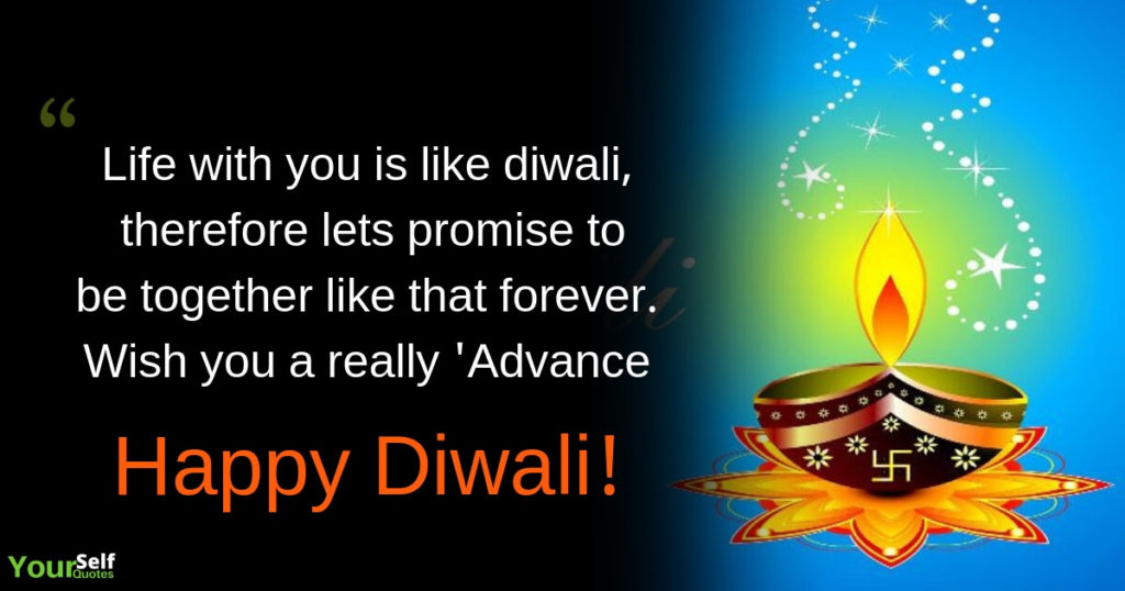 Happy Diwali 2019 English Message