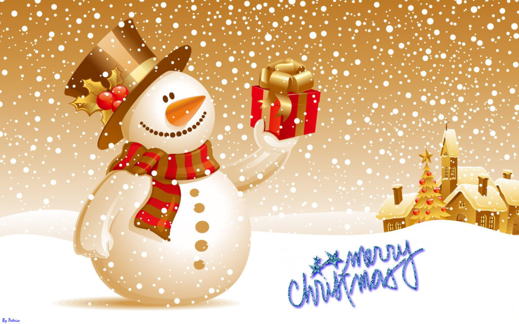 Merry Christmas Day Wallpaper